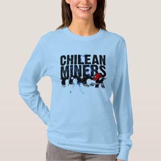チリ抗夫の石! Tシャツ