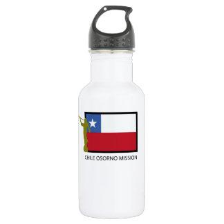 チリOsornoの代表団LDS CTR ウォーターボトル
