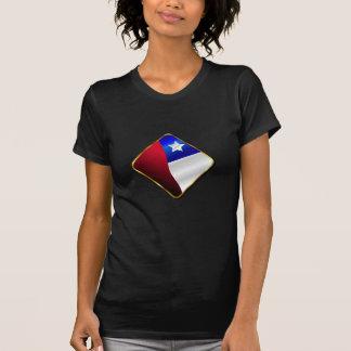 チリPinのバッジのデザイン Tシャツ