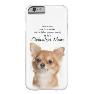 チワワのお母さんのiPhone6ケース Barely There iPhone 6 ケース