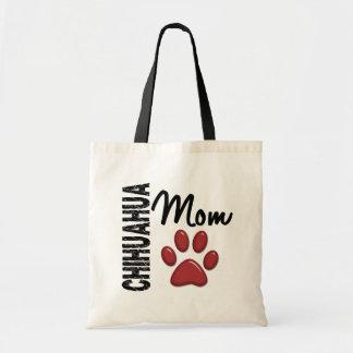 チワワのお母さん2 トートバッグ