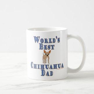 チワワのパパ-世界のベスト コーヒーマグカップ