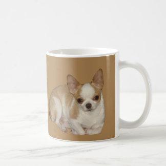 チワワのマグ コーヒーマグカップ