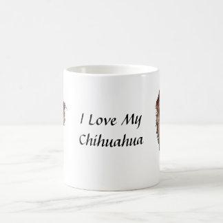 チワワの恋人 コーヒーマグカップ