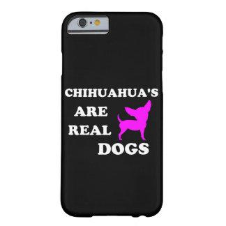 チワワは実質犬のiPhone 6/6sです Barely There iPhone 6 ケース