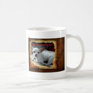 チワワ愛 コーヒーマグカップ