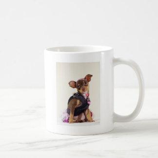 チワワ犬の範囲 コーヒーマグカップ