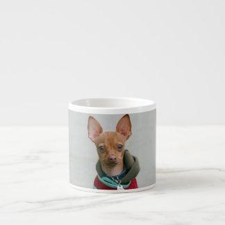 チワワ犬 エスプレッソカップ