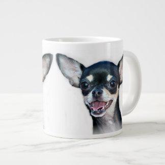 チワワ犬 ジャンボコーヒーマグカップ
