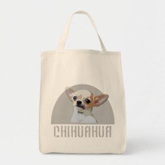チワワ犬 トートバッグ