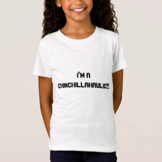 チンチラのTシャツ Tシャツ
