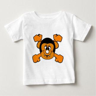 チンパンジーの吸血鬼 ベビーTシャツ