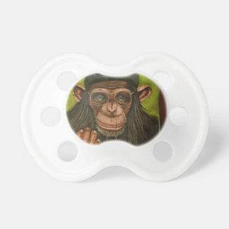 チンパンジーの本 おしゃぶり
