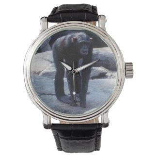 チンパンジー 腕時計
