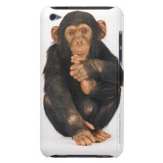 チンパンジー(鍋のtroglodytes) Case-Mate iPod touch ケース