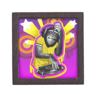 チンパンジーDJ ギフトボックス