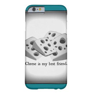 チーズは私の親友の電話箱です BARELY THERE iPhone 6 ケース