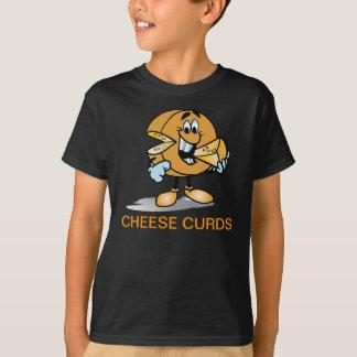チーズカードの子供のFutsalのサッカージャージー Tシャツ