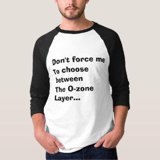 チーズスプレー Tシャツ