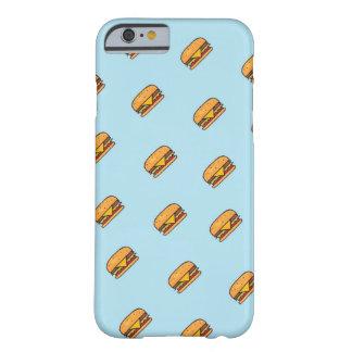 チーズバーガーの電話箱 BARELY THERE iPhone 6 ケース