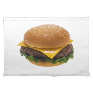 チーズバーガー ランチョンマット