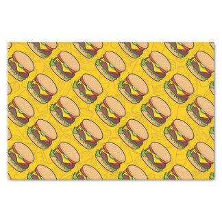 チーズバーガー 薄葉紙