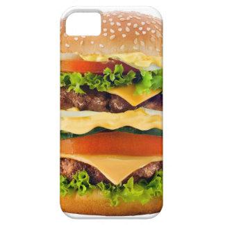 チーズバーガー iPhone SE/5/5s ケース
