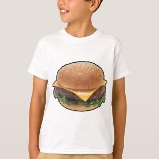 チーズバーガー Tシャツ