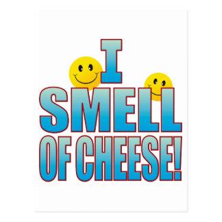 チーズ生命Bの臭い ポストカード