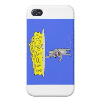 チーズ移動マウス iPhone 4 COVER
