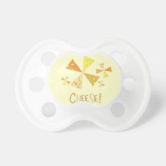 チーズ! おしゃぶり