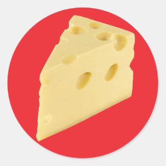 チーズ ラウンドシール