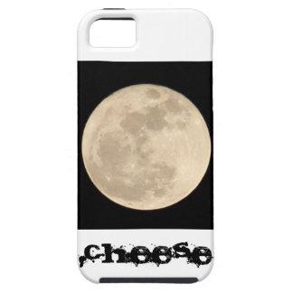 チーズ(月) iPhone SE/5/5s ケース