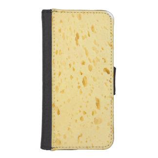 チーズ iPhoneSE/5/5sウォレットケース
