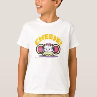 チーズ Tシャツ