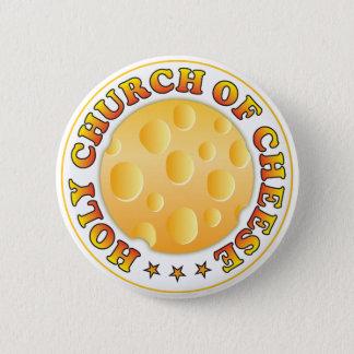チーズRの教会 缶バッジ