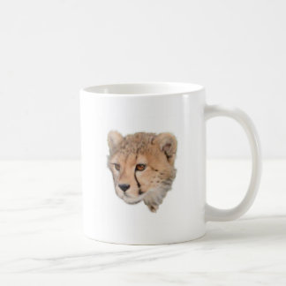 チータのカブスのHeadshot TWurl コーヒーマグカップ