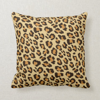 チータのプリントの枕 クッション