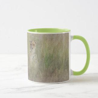 チータのマグ マグカップ