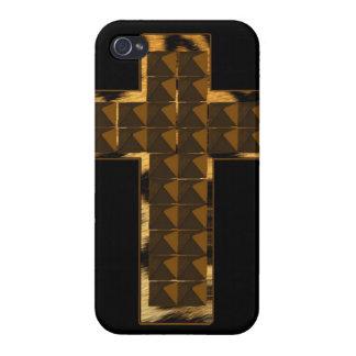 チータの十字 iPhone 4 カバー