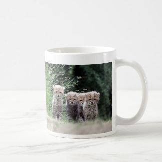 チータの幼いこども コーヒーマグカップ