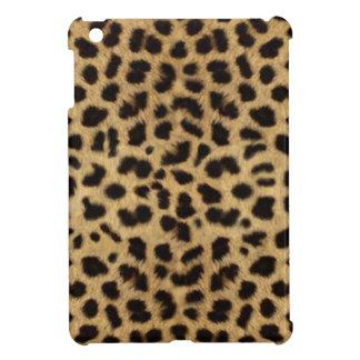 チータの毛皮パターン、チータのプリント iPad MINI カバー
