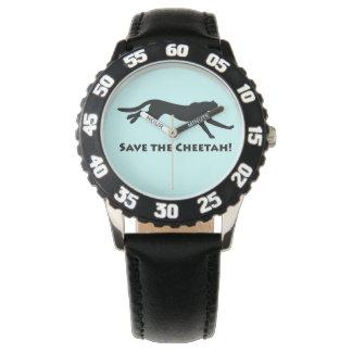チータを救って下さい 腕時計