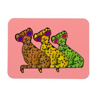 チータクールな猫の報酬の磁石 マグネット
