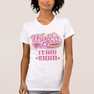 チームお母さんのギフト Tシャツ