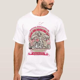 チームを飛び越している策略E. Coyote ACME Uni Tシャツ