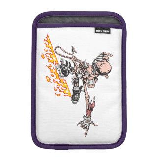 チームアパッシュのスケート選手の小型パッド iPad MINIスリーブ