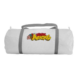 チームアパッシュのバッグの新しいロゴ ジムバッグ