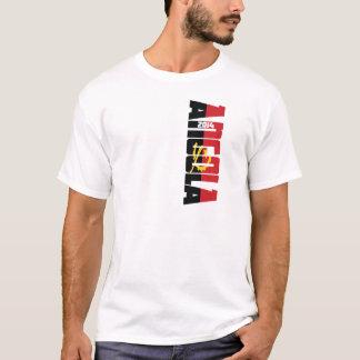 チームアンゴラのワールドカップ2014年 Tシャツ