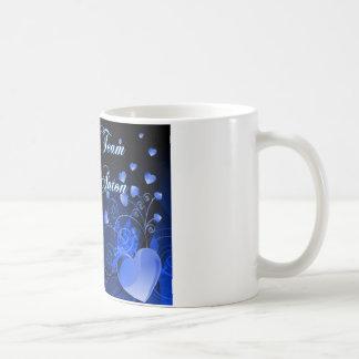 チームアントンのマグ コーヒーマグカップ